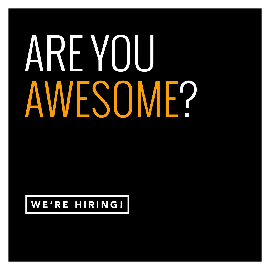 We are hiring pictures